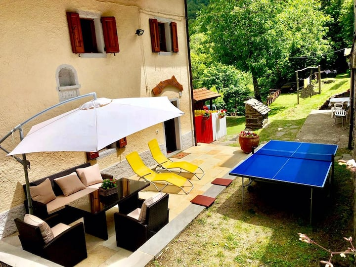B&B La Presa  -  Relax, Nature and Sport Space