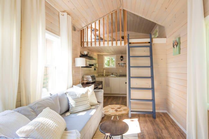 Cutest Tiny House Ever!
