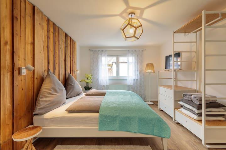 Charmantes Haus im Grünen nahe Berlin & Potsdam