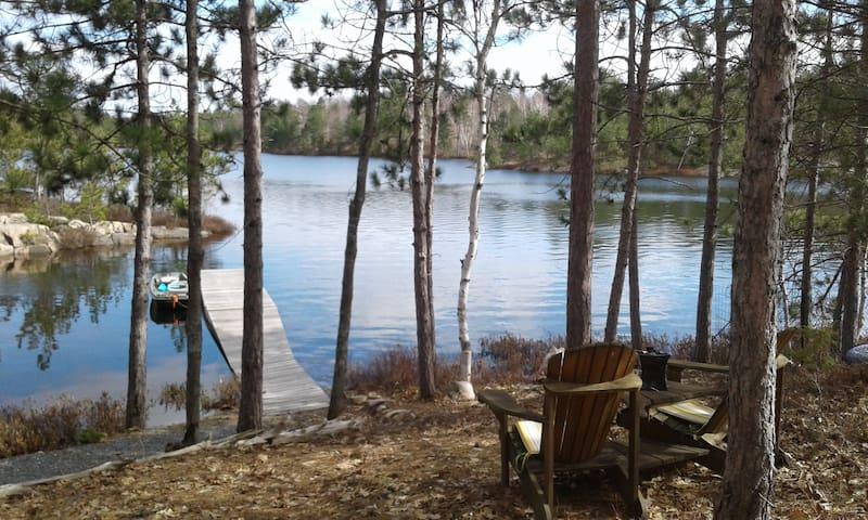Lakefront Cottage (Seasonal)