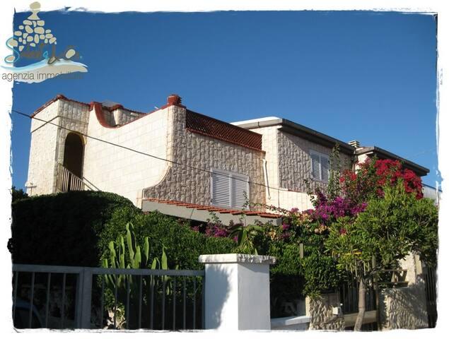 Villa Boungavillea a 200 m dal mare - Diana Marina - Villa