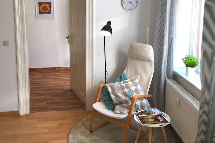 Neue Ferienwohnung in Meißen Altstadt (WLAN)