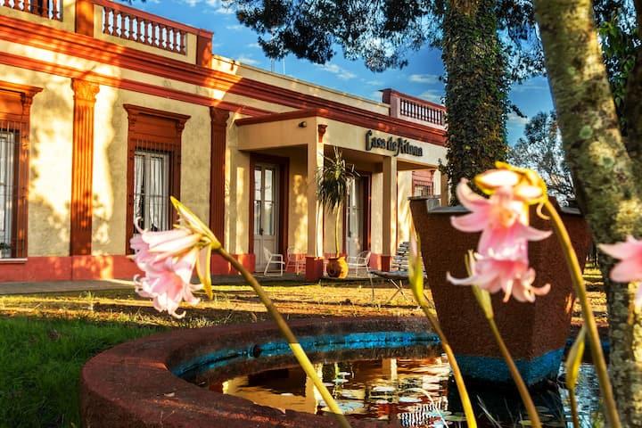 Casa de Aitona (bodega familiar, Carmelo)