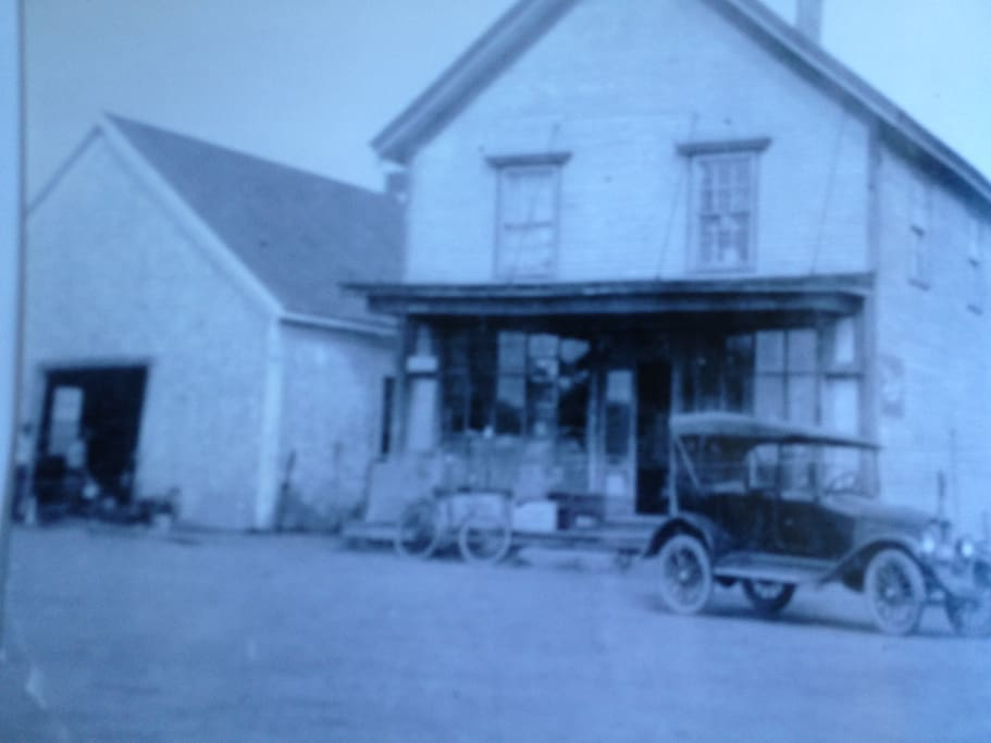 Days gone by; pic from when it was the General store