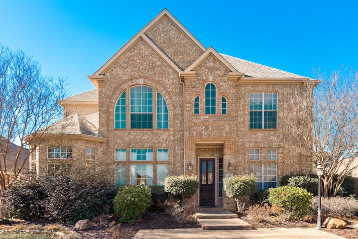 Gorgeous Home in Dallas Metro/Coppell/DFW Airport!