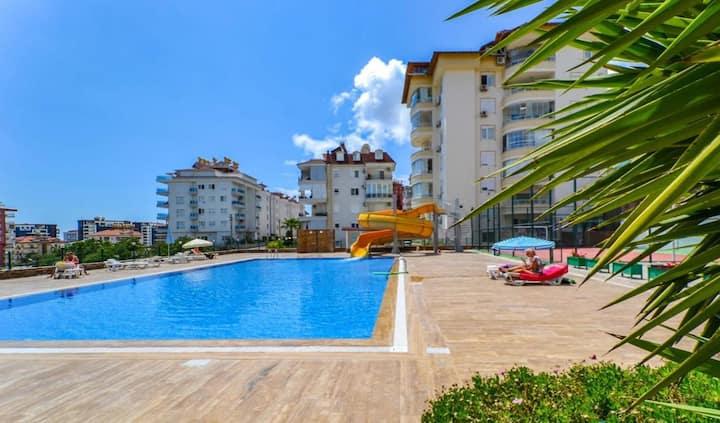 Best option! Cozy large apartment - Excellent Site