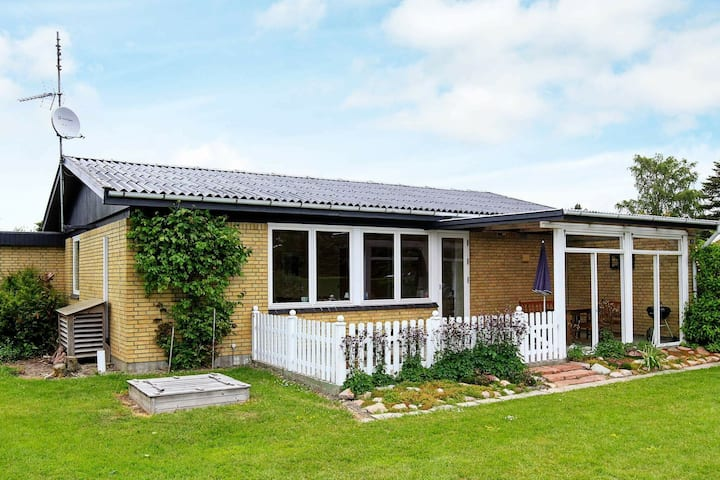 Attractive Holiday Home in Lolland with Terrace