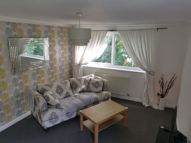 Sheffield City Break & Peak District Flat Sleeps 4