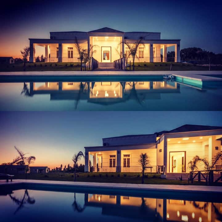 "Amazing Luxurious ""Aires de Polo"" Mansion"