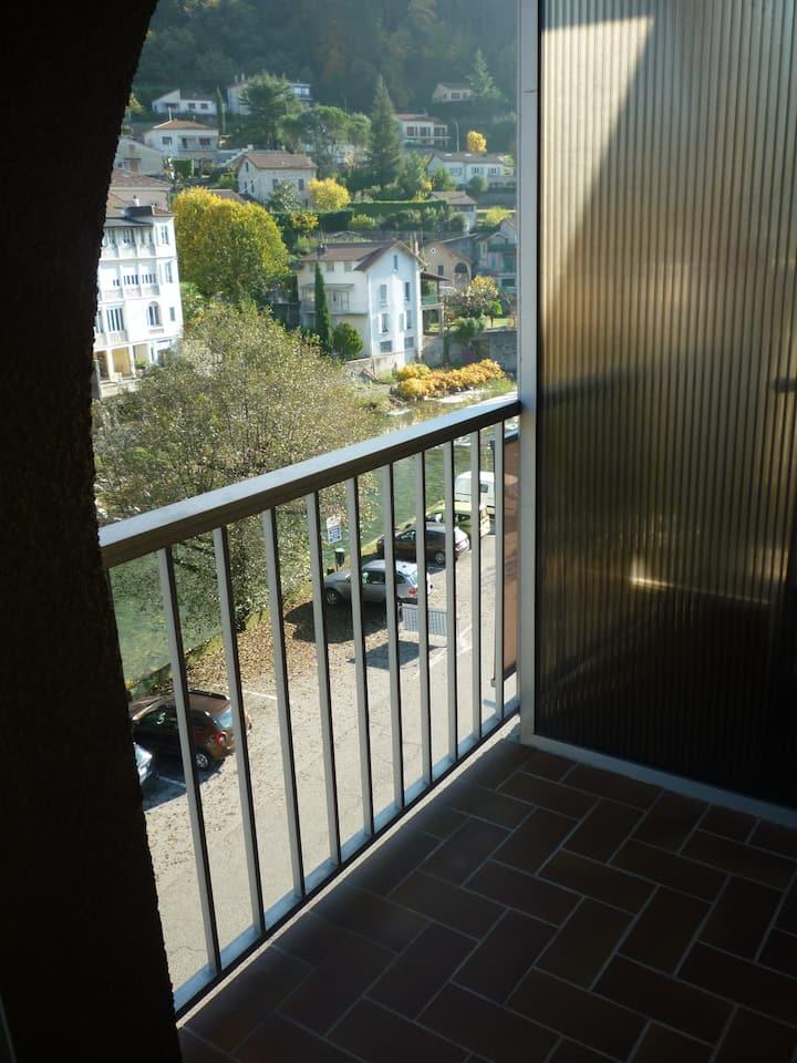 Appartement T1  idéal pour vacances au calme