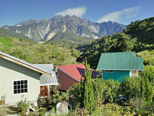 Spacious,Cozy House up to 15 Person - Kundasang - Chalet