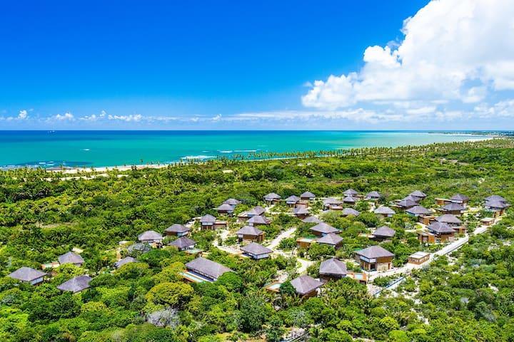 Maravilhosa casa  com acesso ao Tivoli Resort!!!