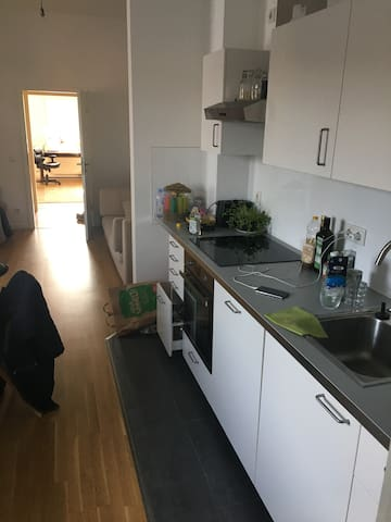 New apartment close to airport / downtown - Neu-Isenburg - Apartemen