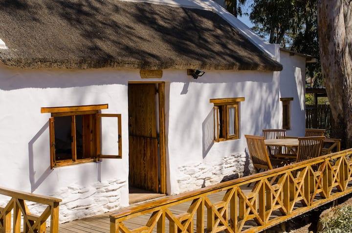 Rietdakkie Cottage