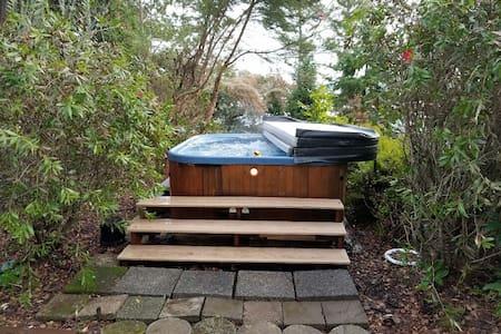 Garden Cottage - Brookings