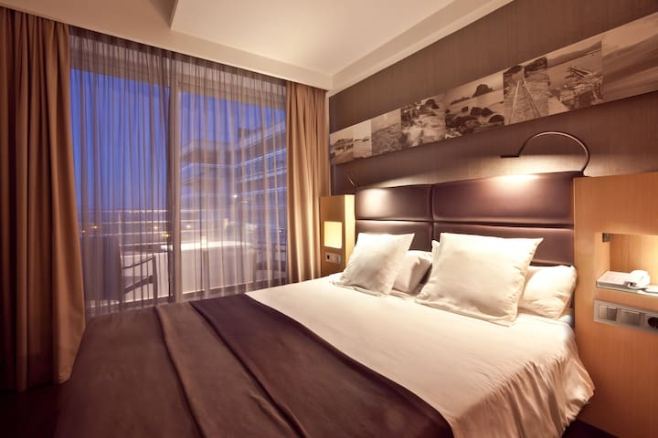 Deluxe Double Room at Hotel OD Ocean Drive, Marina Botafoch