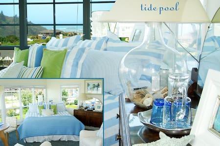 Windowfull TidePool Trinidad Bay ❤️ - ตรินิแดด