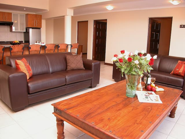 Garden View Apartment - Rate for 6 Guests