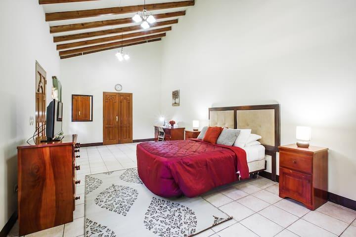 Los Octavianos Granada Suite