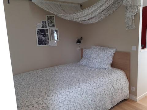Bienvenue dans votre mini loft tout confort.