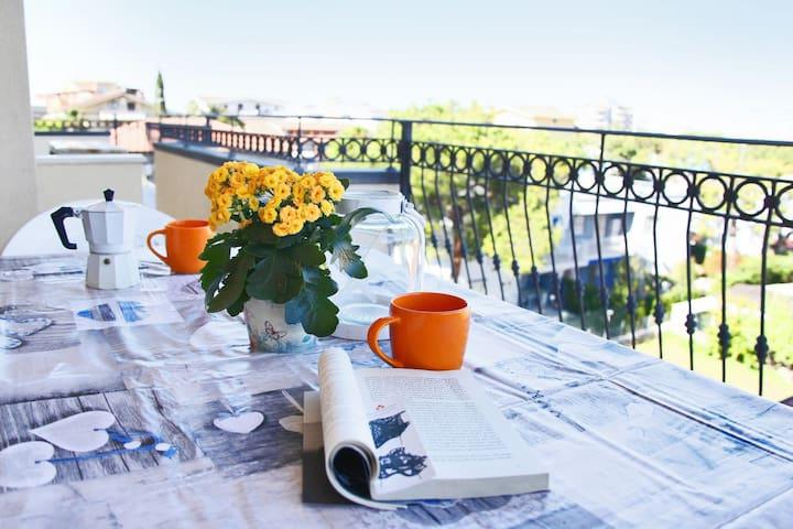Appartamento zona centrale vicino al mare - Alba Adriatica - Apartment