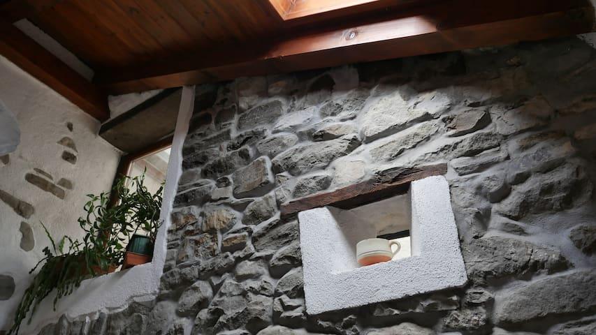 Lunigiana Cottage Ca' del Fraro - カステッロ (Castello) - 一軒家