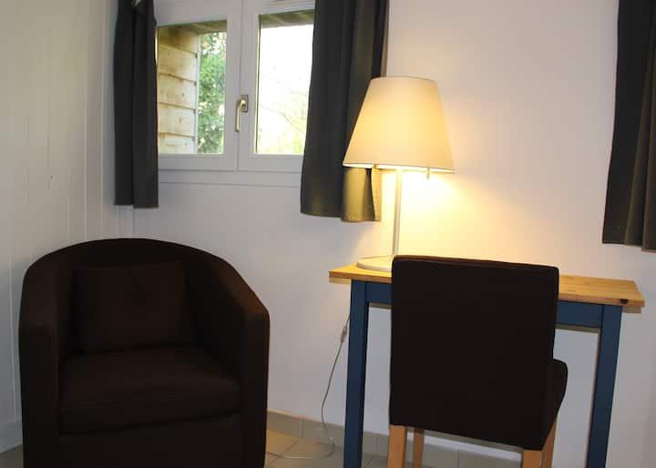 Chambre familiale à deux pas du port d'Audierne