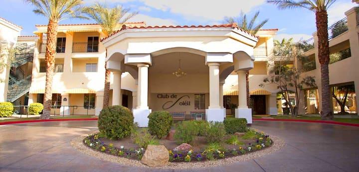 Club DeSoliel - Vacation Resort, Las Vegas Nevada