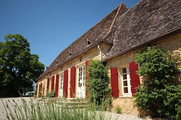Le Charpentier, maison  au Domaine des Fargues