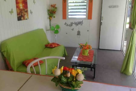 Location Bungalow «Aloes» Ste Anne, Gpe