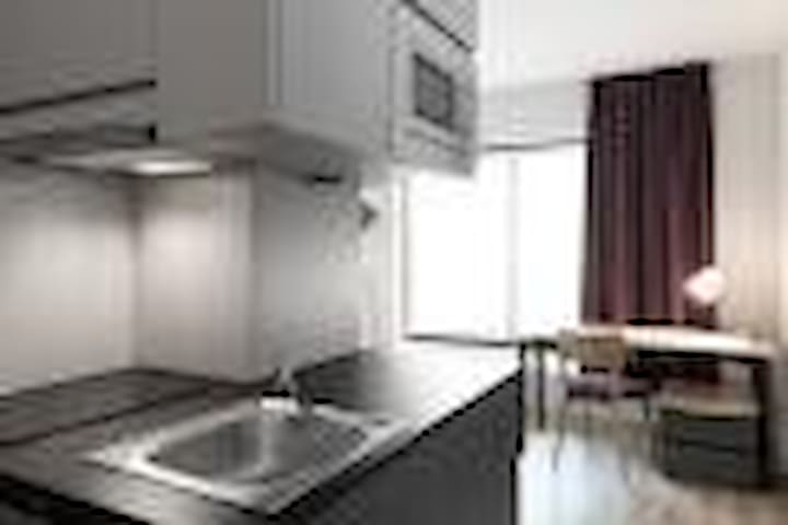 New building studio Apartment for two