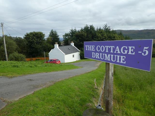 Drumuie Cottage