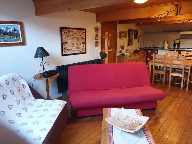 Appartement  tout confort  St Pons /Barcelonnette