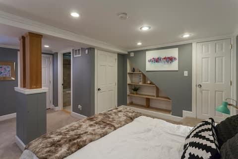 Spacious 1 Bedroom Apartment