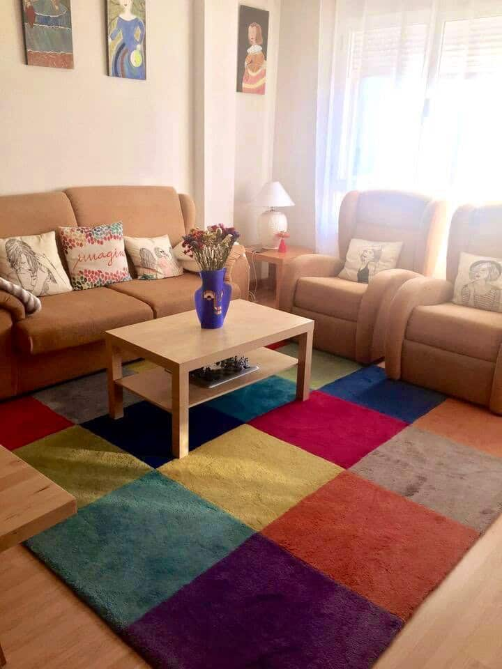 LARGE AND COMFORTABLE FLAT IN LEON NEAR CENTER