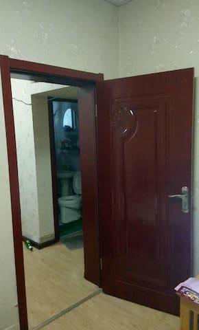 物华苑45型,家具家电全,真实图片,拎包即住 - Dongying - Apartmen