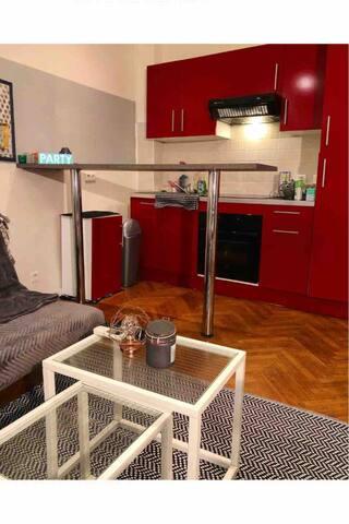 Appartement spacieux au centre de Nice