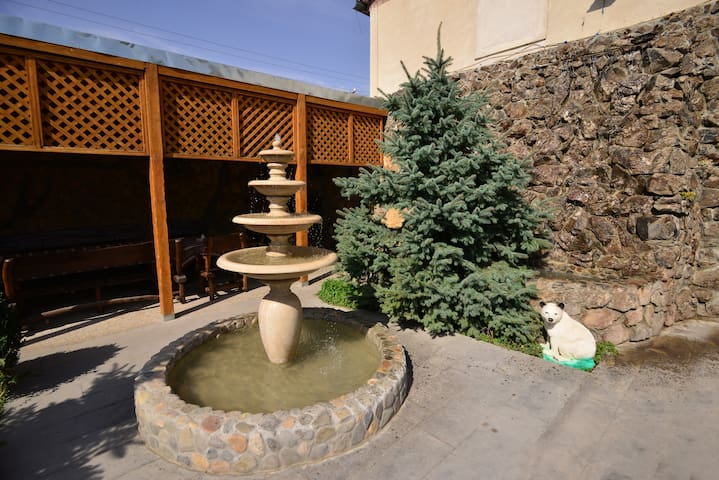 Villa with swimming pool and sauna & Tours