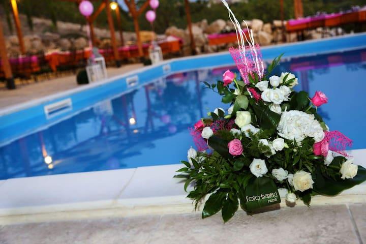 Agriturismo la locanda dei fiori - Bompensiere - Villa