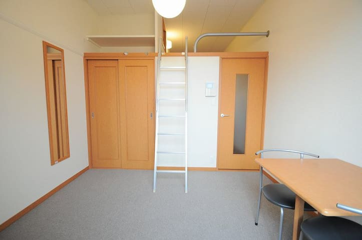 Cheap&Clean/LoftRoom/Wifi - Hirakata-shi - Apartment