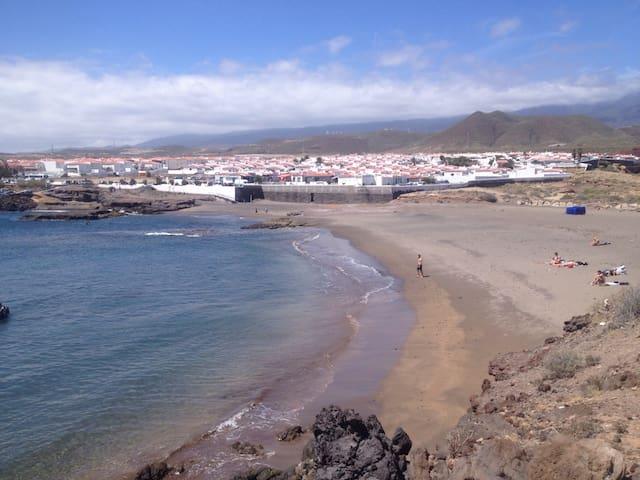 A 2 minutos de las playas - Abades - Casa