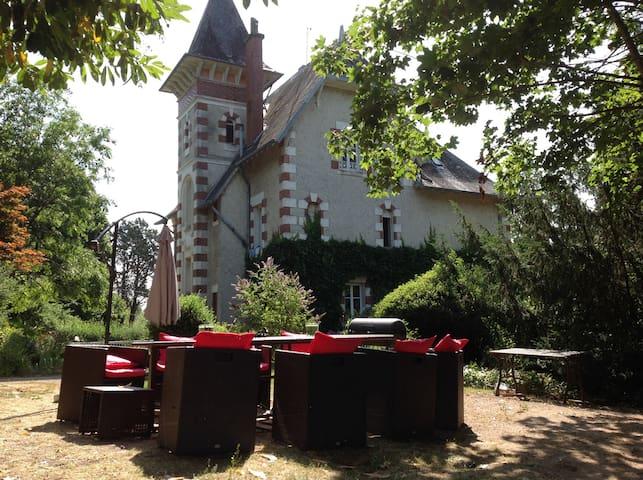 Villa madeleine manoir - Saint-Saulge - วิลล่า
