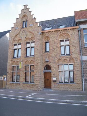 B&B Oud Kloosterhuis te Zuienkerke