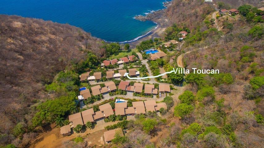 3 BR Beach Villa Playa Ocotal