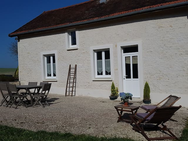 Maison individuelle - Fontette - Fontette - Ev