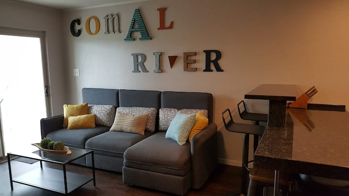 River Run Retreat on the Comal