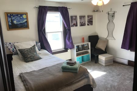 Bellefonte Private Front Room - 15 minutes to PSU