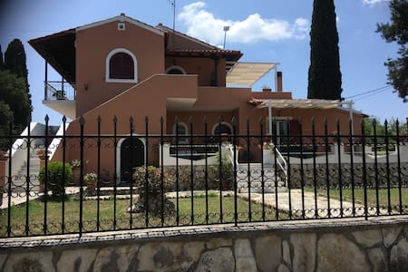 Vila nisi Gerekou kontokali