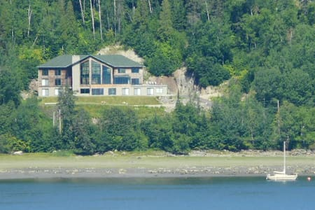Gite Le Coeur du Fjord (Chambre 2) - L'Anse-Saint-Jean