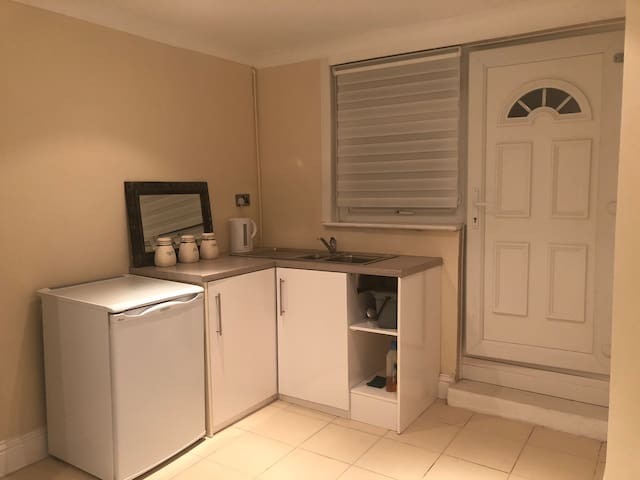 Stunning brand new Private One bedroom
